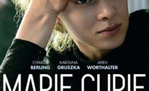 """Affiche du film """"Marie Curie"""""""