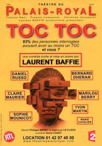 """Affiche du film """"TOC TOC"""""""