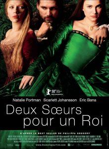 """Affiche du film """"Deux sœurs pour un roi"""""""