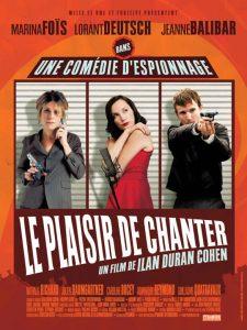 """Affiche du film """"Le Plaisir de chanter"""""""