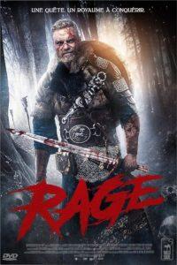 """Affiche du film """"Rage"""""""
