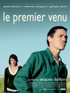 """Affiche du film """"Le premier venu"""""""