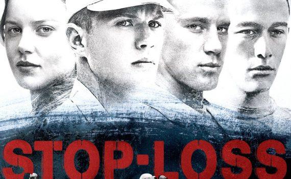 """Affiche du film """"Stop-Loss"""""""