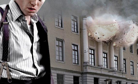 "Affiche du film ""Max Manus : Opération Sabotage"""