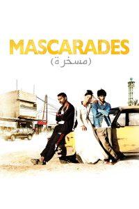 "Affiche du film ""Mascarades"""