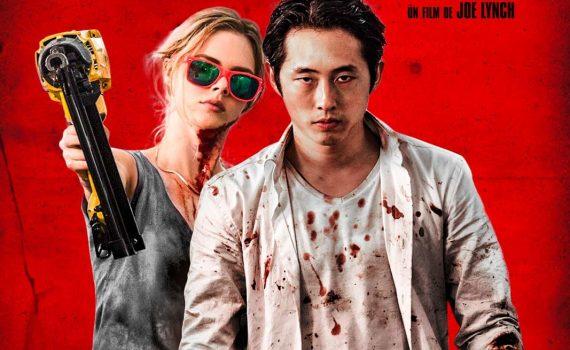 """Affiche du film """"Mayhem - Légitime Vengeance"""""""