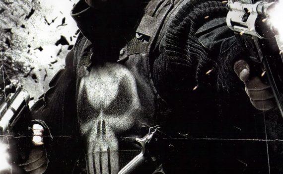 """Affiche du film """"The Punisher : Zone de guerre"""""""