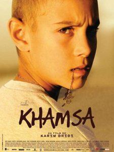 """Affiche du film """"Khamsa"""""""
