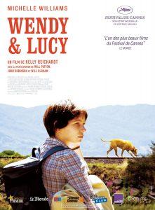 """Affiche du film """"Wendy et Lucy"""""""