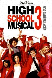 """Affiche du film """"High School Musical 3 : Nos années lycée"""""""