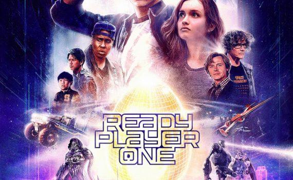 "Affiche du film ""Ready Player One"""
