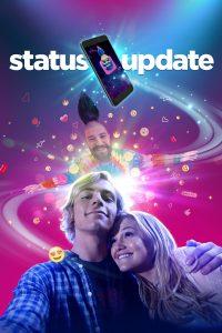 "Affiche du film ""Status Update"""