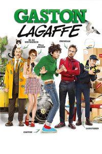 "Affiche du film ""Gaston Lagaffe"""