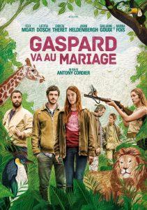 "Affiche du film ""Gaspard va au mariage"""