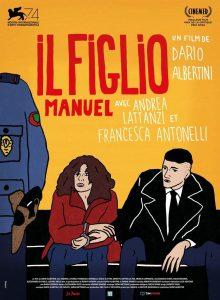 """Affiche du film """"Il Figlio, Manuel"""""""