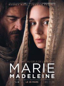 """Affiche du film """"Marie Madeleine"""""""