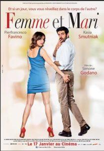 "Affiche du film ""Femme et Mari"""