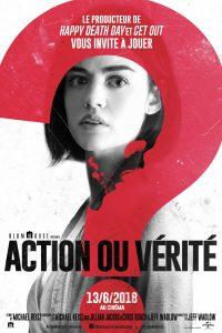 """Affiche du film """"Action ou Vérité"""""""