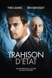 """Affiche du film """"Trahison d'état"""""""