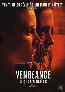 """Affiche du film """"Vengeance à quatre mains"""""""