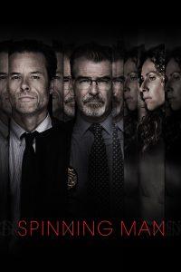 """Affiche du film """"Spinning Man"""""""