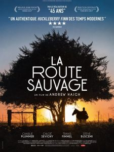 """Affiche du film """"La route sauvage"""""""