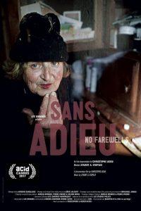 """Affiche du film """"Sans adieu"""""""
