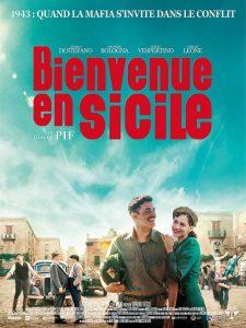 """Affiche du film """"Bienvenue en Sicile"""""""