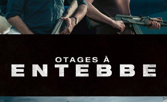 """Affiche du film """"Otages à Entebbe"""""""