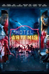 "Affiche du film ""Hotel Artemis"""