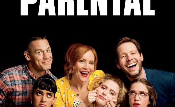 """Affiche du film """"Contrôle parental"""""""