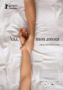 """Affiche du film """"Ana, mon amour"""""""