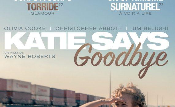 "Affiche du film ""Katie Says Goodbye"""