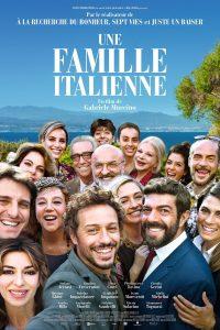 """Affiche du film """"Une Famille italienne"""""""