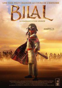 """Affiche du film """"Bilal : La Naissance d'une légende"""""""