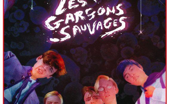 """Affiche du film """"Les Garçons sauvages"""""""