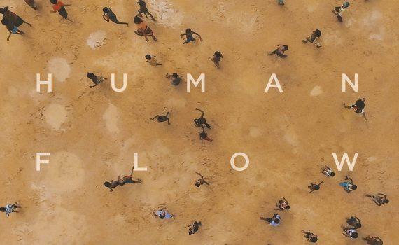 """Affiche du film """"Human Flow"""""""