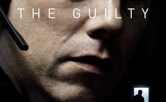 """Affiche du film """"The Guilty"""""""