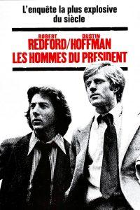 """Affiche du film """"Les Hommes du président"""""""