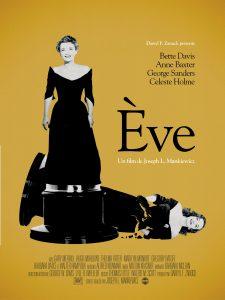 "Affiche du film ""Ève"""