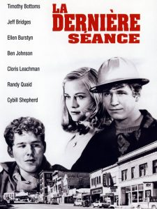 """Affiche du film """"La Dernière séance"""""""