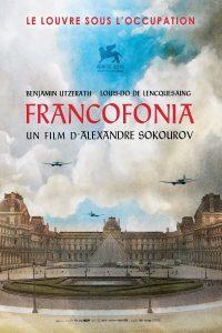 "Affiche du film ""Francofonia"""