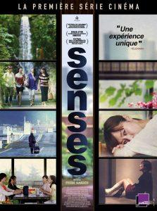 """Affiche du film """"Senses"""""""