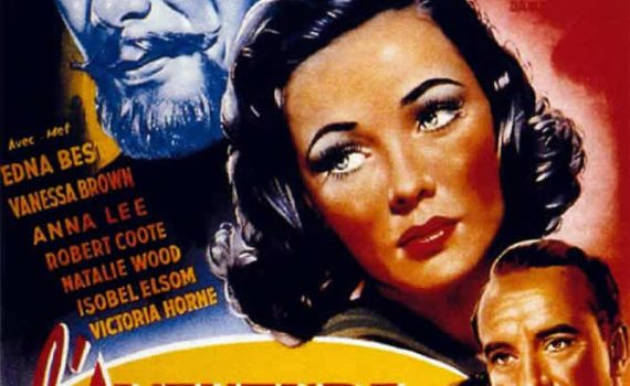 "Affiche du film ""L'Aventure de Mme Muir"""