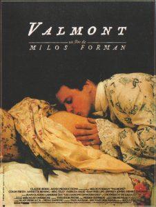 """Affiche du film """"Valmont"""""""
