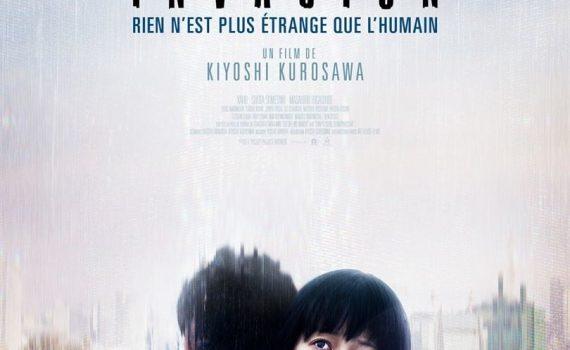 """Affiche du film """"Invasion"""""""