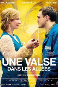 """Affiche du film """"Une Valse dans les allées"""""""