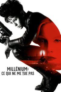 """Affiche du film """"Millénium - Ce qui ne me tue pas"""""""