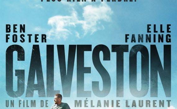 """Affiche du film """"Galveston"""""""