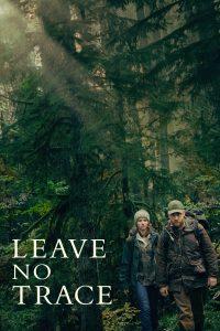 """Affiche du film """"Leave No Trace"""""""